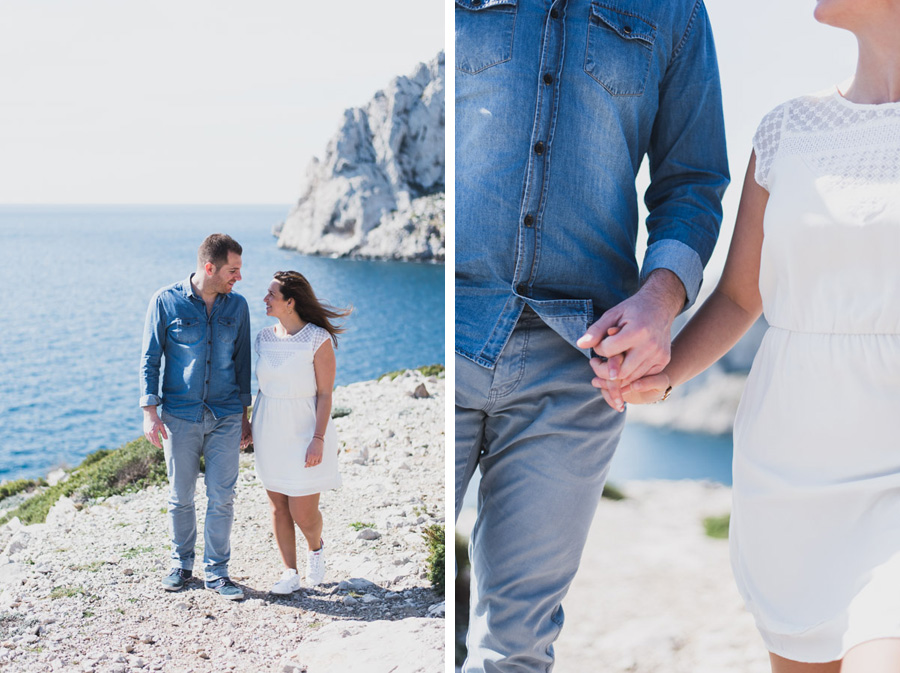 seance engagement love session photographe mariage aix en provence toulon avignon