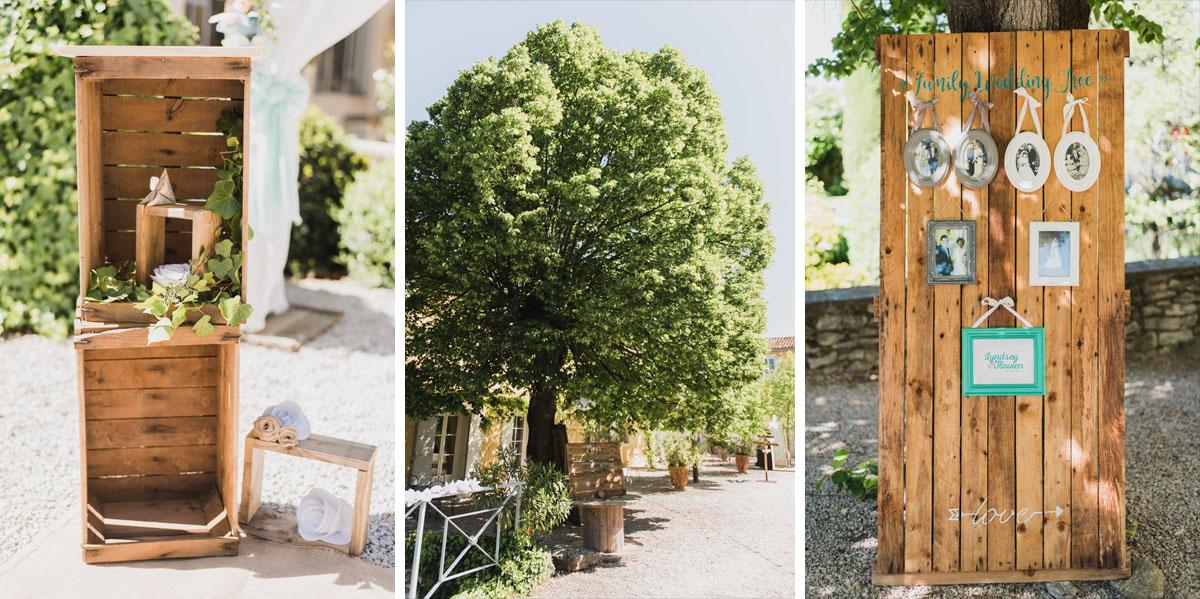 décoration mariage domaine blanche fleur kristian photos photographe provence