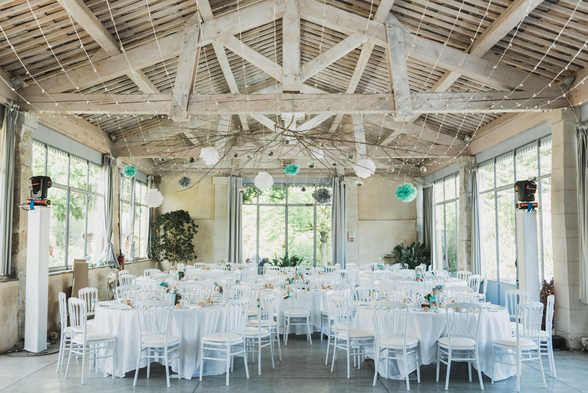 réception blanche fleur kristian photos photographe mariagevaucluse avignon aix en provence marseille